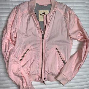 Hollister XS light pink jacket